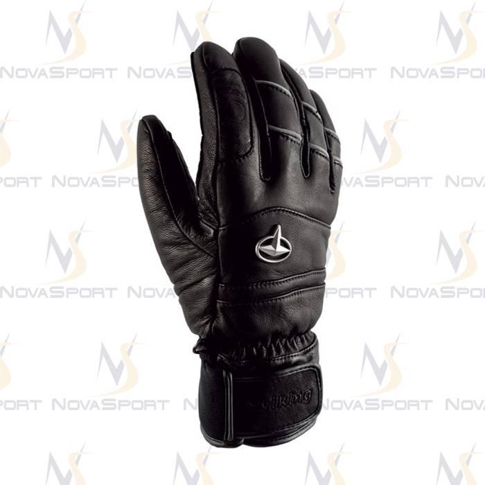 Лыжные перчатки Viking Hiro Black