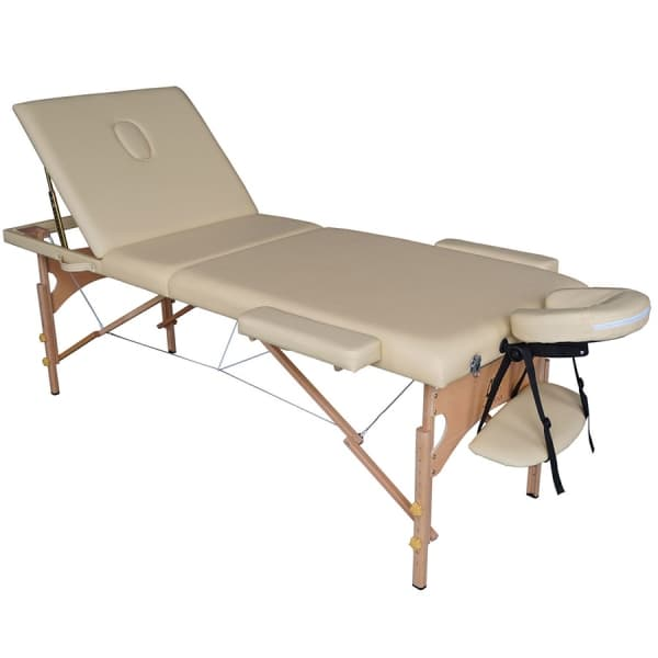 Массажный стол  DFC Nirvana Relax Pro бежевый