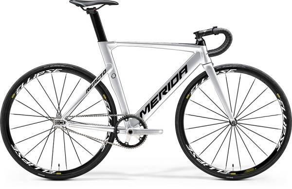 Велосипед Merida Reactro Track 900 Silver/Black (2017)