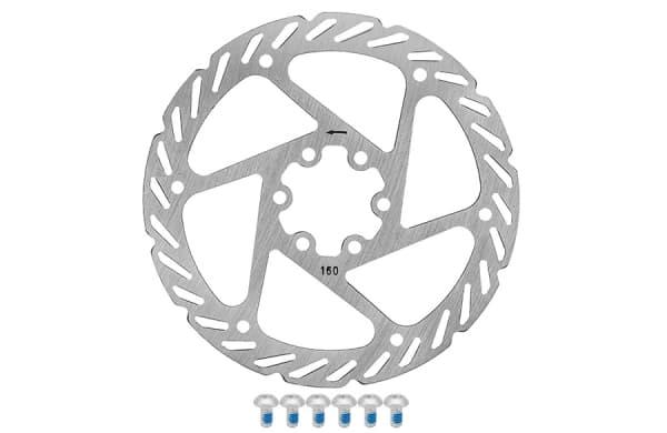 Диск тормозной (ротор) MK02 160мм/510251