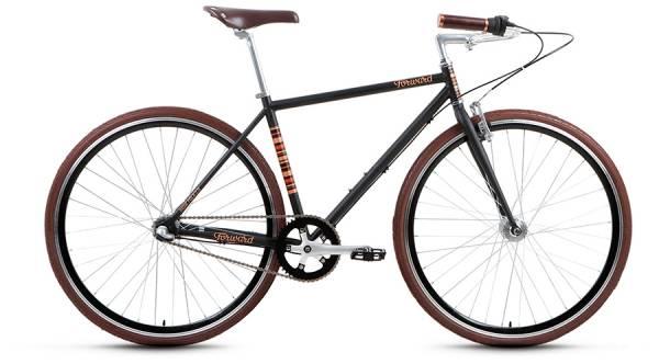 "Велосипед 28"" Forward Indie Folk 2.0 3 ск16-17 г"