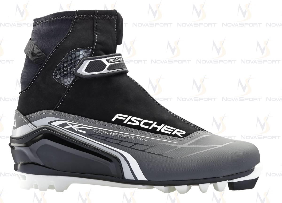 Ботинки NNN Fischer XC COMFORT PRO SILVER