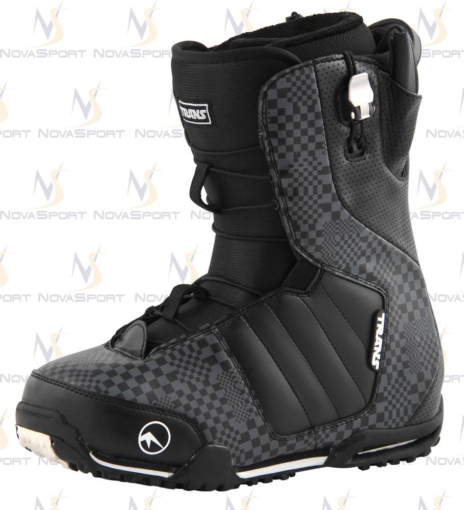 Ботинки для сноуборда TRANS Men Team black