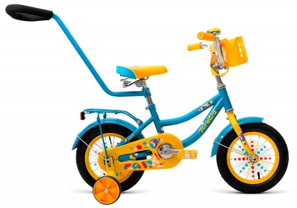 "Велосипед 12"" Forward Funky 17-18 г"