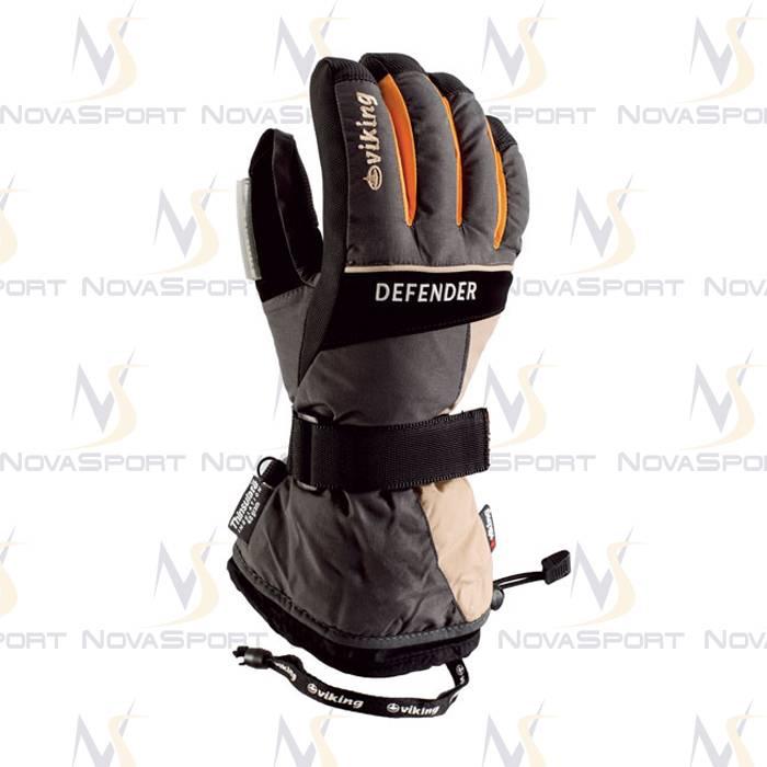 Лыжные перчатки Viking Defender Orange