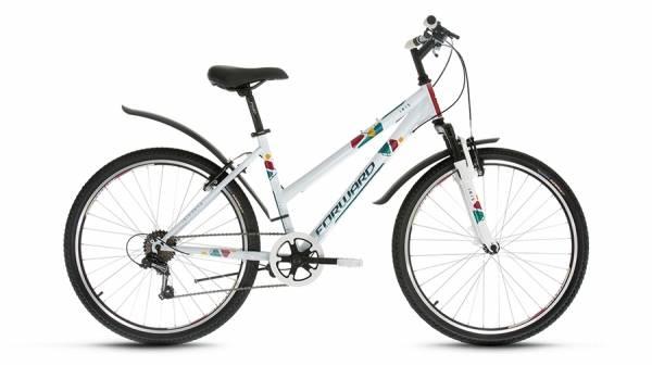 "Велосипед 26"" Forward Iris 1.0 6 ск 17-18 г"