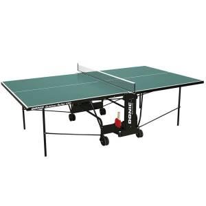 Стол теннисный OUTDOOR ROLLER 600 GREEN